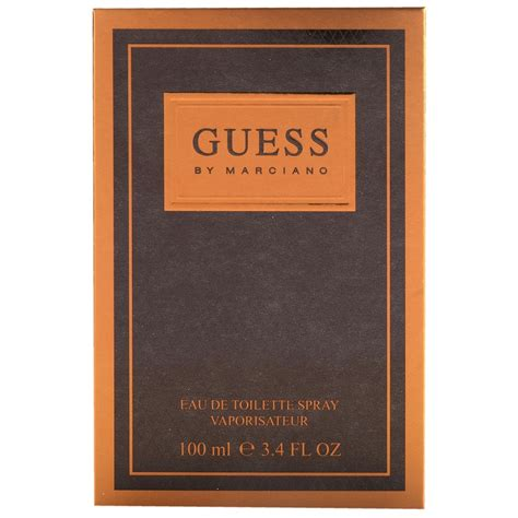 Guess Where This Is From 14 by Guess By Marciano For Woda Toaletowa Dla Mężczyzn 100