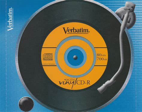 verbatim printable vinyl cd verbatim cd r cd rw gough s tech zone