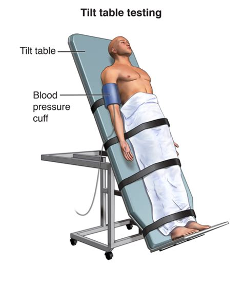 tilt table test pots tilt table test cedarmed beirut lebanon