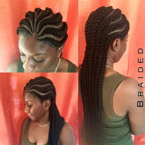 jumbo cornrow hairstyles pinterest the world s catalog of ideas