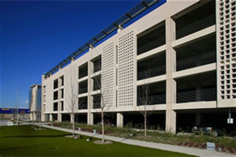 Granite Square Parking Garage by Parking Structure Archives Boka Powell