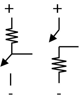 common pull resistor pushbutton switches