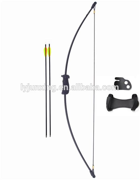 Junxing M115 Archery Kid Bow Black archery youth bow beginner bow with safe suction