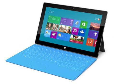 microsoft reveals its own windows 8 tablet meet the new