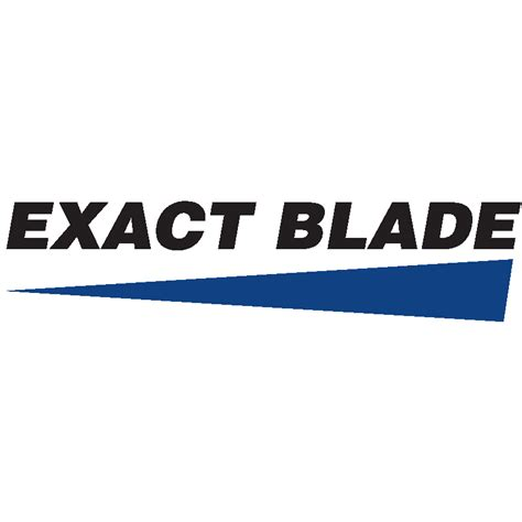 cutlery sharpening service exact blade one year in northbrook exact blade prlog