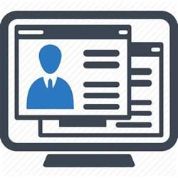 cv employment application resume icon icon search