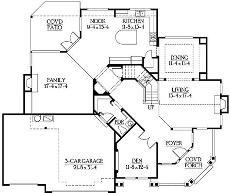 corner lot floor plans beautiful home for a corner lot 23106jd 2nd floor