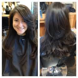 how to cut hair to get volume at the crown haircut blowout and style by tiffany hair haircut