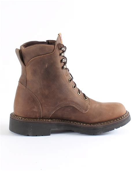 rugged work boots justin 174 s rugged workboots fort brands