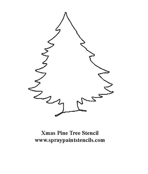 tree stencil free free plant stencils