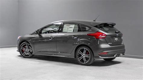 New Ford Focus St 2018 by New 2018 Ford Focus St Hatchback In Buena Park 90490