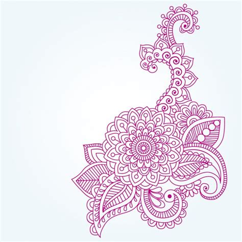 henna pattern vector henna vectors photos and psd files free download