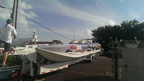 boat wraps kentucky racing boat wrap for dfw s redneck heaven skinzwraps