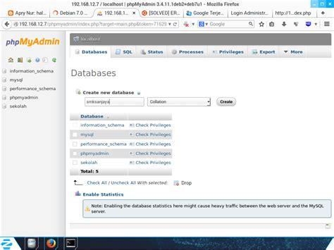 membuat web server dengan php isma oktafiana cara membuat web server