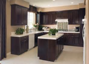 Kitchen Cabinets Mahogany Kitchen Kitchen Colors With Dark Cherry Cabinets Kitchen
