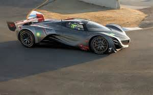 mazda furai concept car widescreen car image 04 of