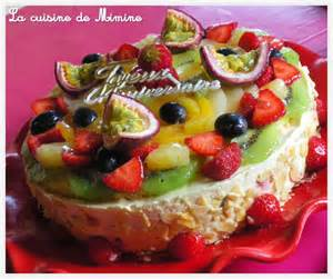 le tutti frutti la cuisine de mimine