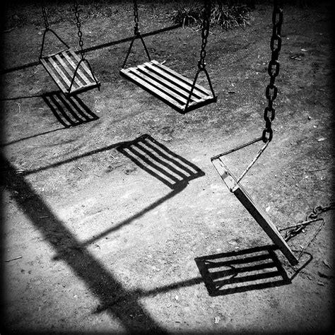 black and white swing she the fickle lemon