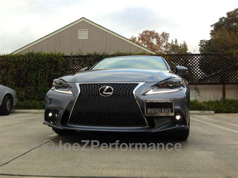 lexus is350 jdm official usdm 2014 is350 f sport w jdm led fog ls