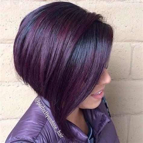 mahogany haircolr with blond highlights stcked bob haircuts it s all the rage mahogany hair color