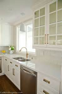 kitchen remodel using ikea cabinets counter tops are white house tweaking
