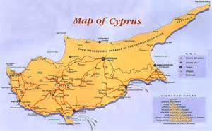 Cyprus World Map by Maps Of Cyprus Detailed Map Of Cyprus In English
