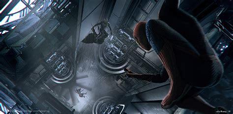 film sui goblin the amazing spider man 2 nuovi concept con electro