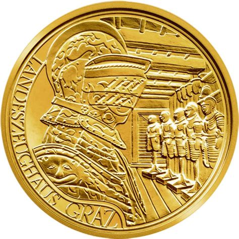 Meme Coins - gold coin quot the bicentenary of the joanneum at graz quot 2011