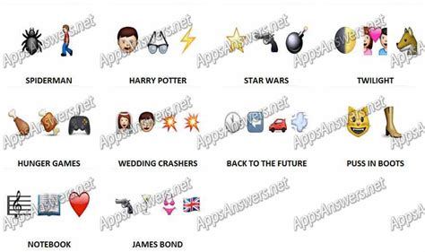 film emoji quiz level 220 8 best images of 100 pics answers movie logos 100 pics