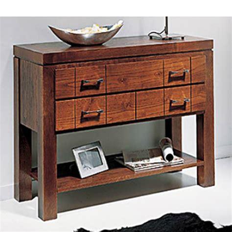 muebles auxiliares de entrada mueble de entrada en madera de fresno