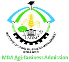 Mba Agribusiness Scholarships by Institute Of Agri Business Management Iabm Mba Admission