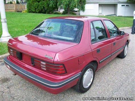 how to learn all about cars 1992 plymouth colt vista lane departure warning 1992 plymouth sundance information and photos momentcar