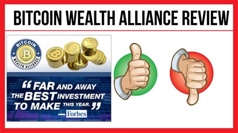 bitcoin review bitcoin wealth alliance review examining chris dunn s
