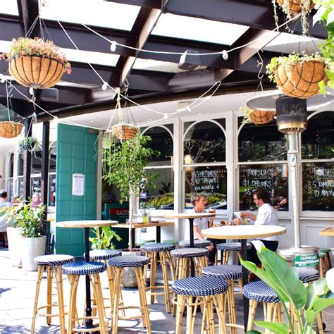 Gazebo With Bar Table Gazebo Wine Bar And Dining Restaurant Elizabeth Bay Au Act Opentable