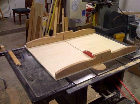 new table saw crosscut sled by sleff lumberjocks