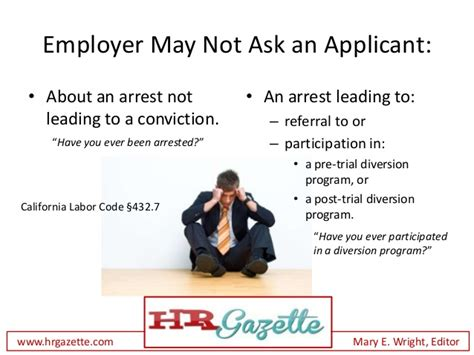 labor code section 432 7 california employer arrest records labor code section 432 7