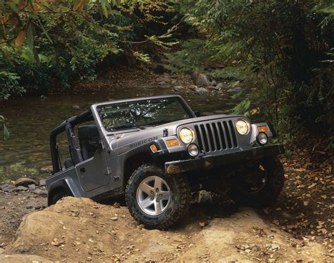jeep 174 heritage 2003 06 jeep wrangler rubicon tj the