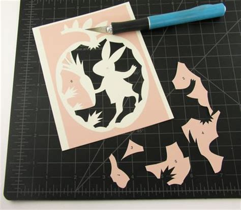paper cutting craft tutorial an amazing paper cut tutorial diy crafts tutorials
