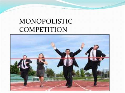 Economist Mba Competition by Monopolistic Competition