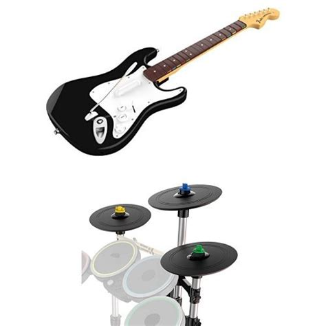 Ps4 Rock Band 4 Bundle Stratocaster rock band 4 pro band upgrade bundle for playstation 4