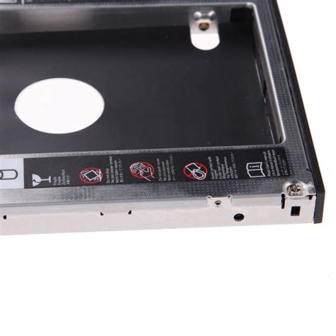 2nd Hdd Ssd Caddy 12 7mm sata 2nd hdd ssd drive caddy for 12 7mm universal cd