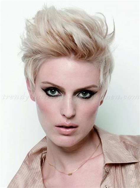 funky hairstyles for 2015 and age 40 short hairstyles funky women s hairstyle for short hair