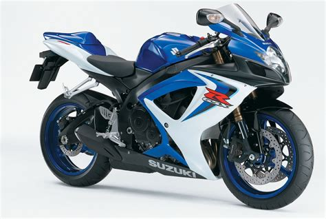 Suzuki Gsx600 2006 Suzuki Gsxr 600 Picture 84601 Motorcycle Review