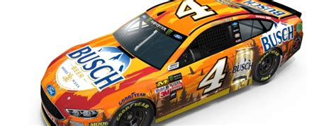 busch light trophy can 2017 kevin harvick no 4 busch outdoors ford event preview