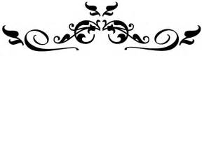Attractive Fancy Home Design #1: Black-swirl-border-clip-art-vector-online-royalty-free-15520.svg