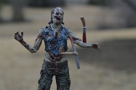 Ugly Blue Color free photo zombie walking dead undead free image on