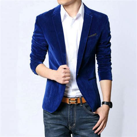 Blazer Style Navy Fit Blazer 82 ᐃ2017 new fashion ộ ộ quality quality s slim fit blazer 웃 유 jacket jacket