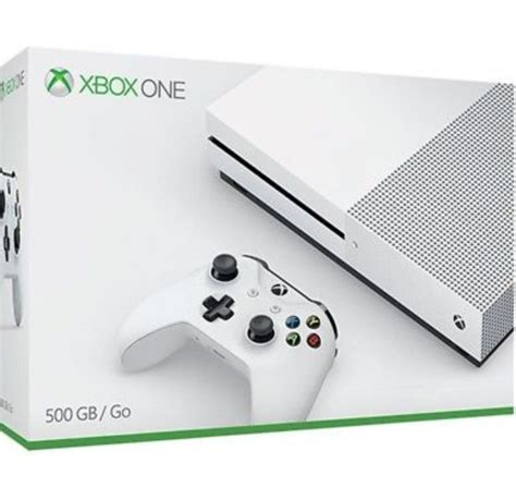 ebay xbox one console hot microsoft xbox one s 500gb console for 169 99