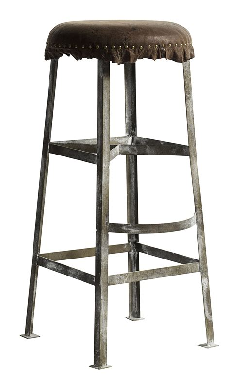 Industrial Bar Stool by Awesome Industrial Style Bar Stools Homesfeed