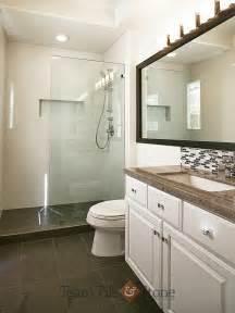 Redo Bathroom Cabinets » New Home Design